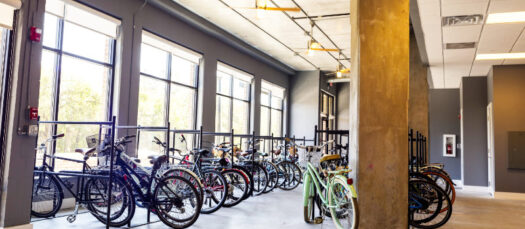 The Blake Bike Room